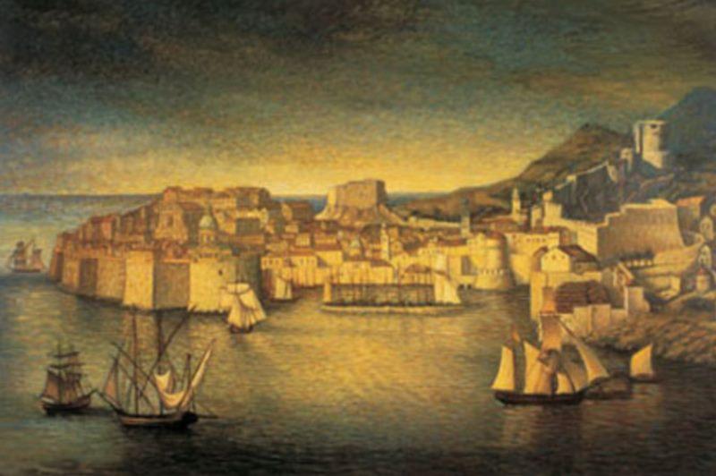 Kratka povijest Dubrovnika