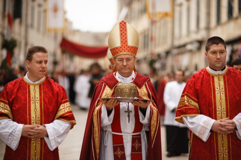 Festa svetoga Vlaha i Dan Grada Dubrovnika