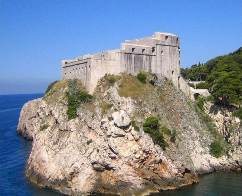 Lovrijenac Fortress