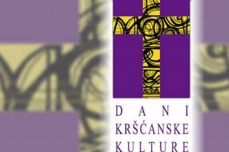 Dani kršćanske kulture