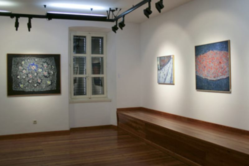 Izložba - Djela iz donacije Antona Cetina Umjetničkoj galeriji Dubrovnik