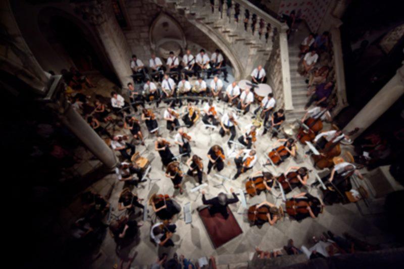 Koncert - Dubrovački simfonijski orkestar