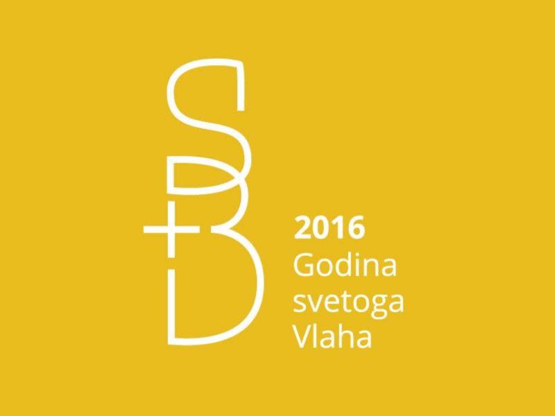 2016. – Godina Svetoga Vlaha
