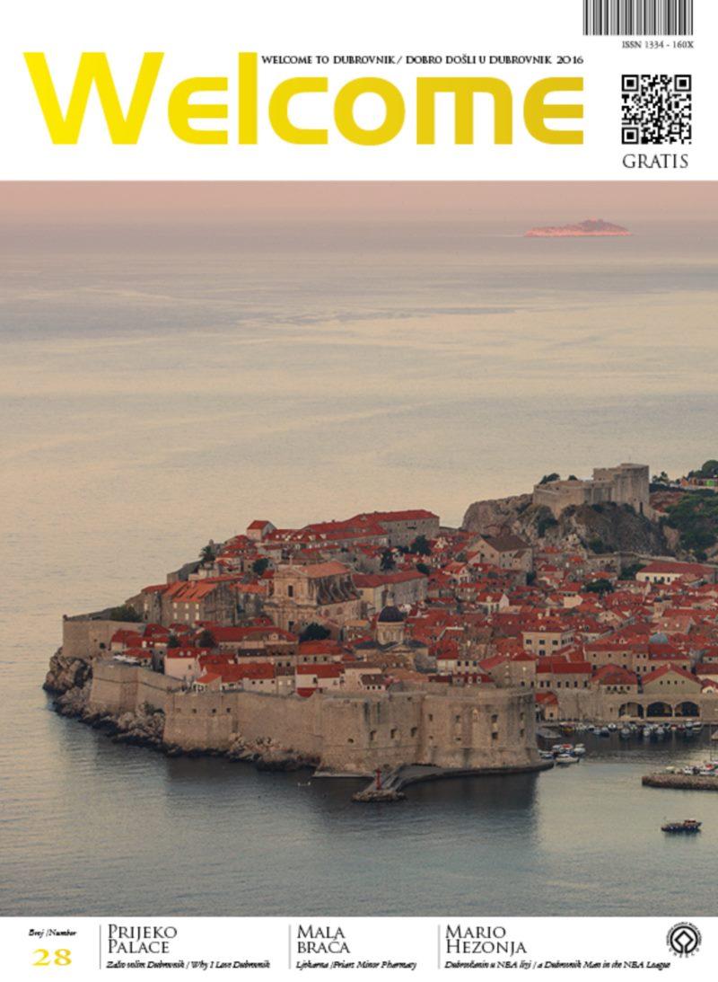 Welcome to Dubrovnik 2016. Broj 28.