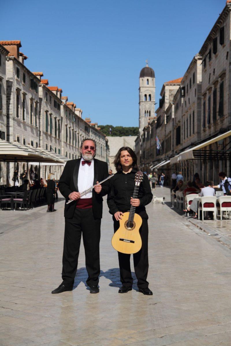 Koncert - Dubrovački komorni duo