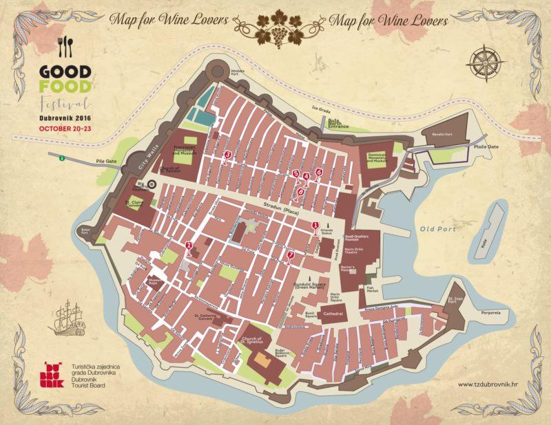 Mapa za vinoljupce