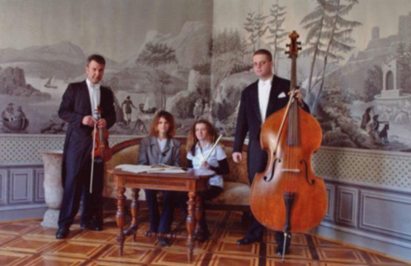 Koncert - Kvartet Sorkočević