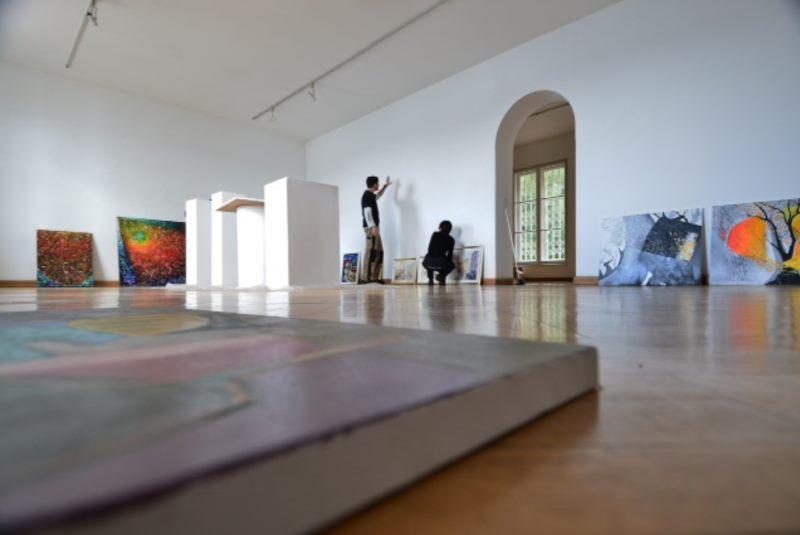 Izložba - Dubrovački likovni trenutak 3 (slikarstvo i kirarstvo)