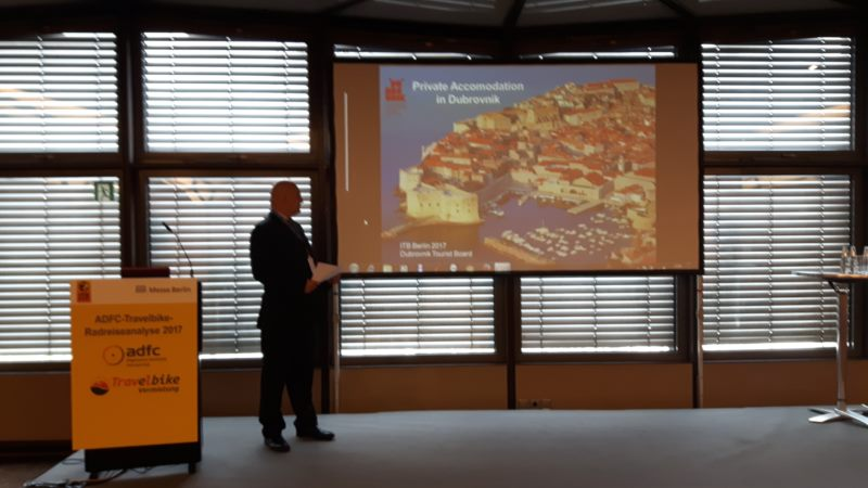 Na ITB Berlin prošlog tjedna predstavljen i dubrovački privatni smještaj