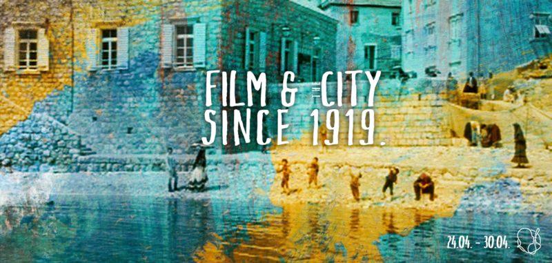 Tišina Molim! – Film i Grad se vole ...od 1919.