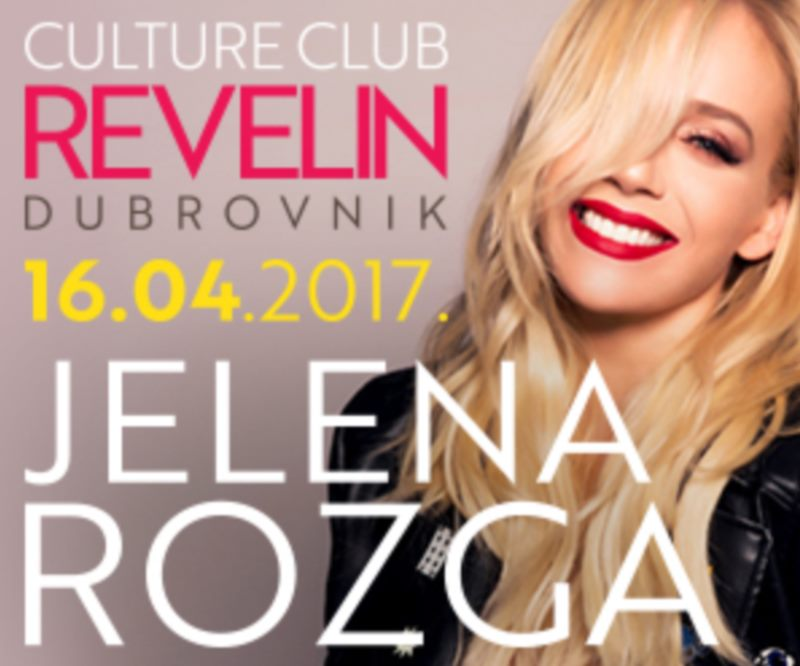 Koncert - Jelena Rozga