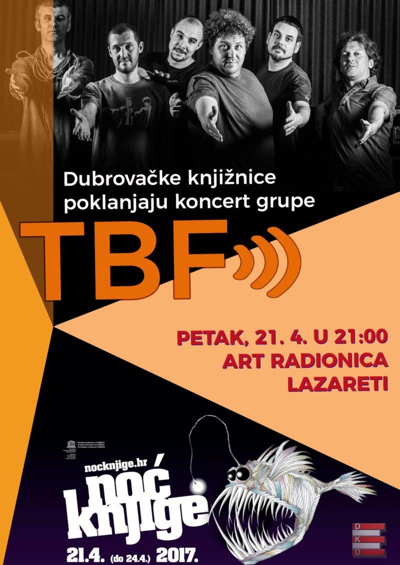 Koncert - TBF