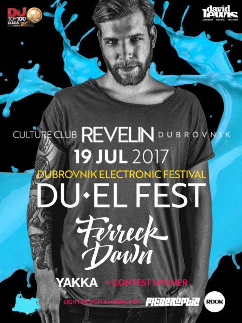 Dubrovnik Electronic Festival DU-EL FEST