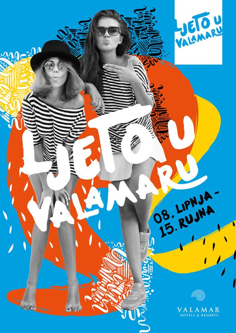Ljeto u Valamaru - zabava za sve generacije