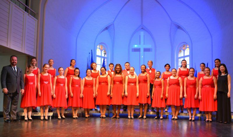 Koncert - JACKSONVILLE CHILDREN' CHORUS iz SAD-a