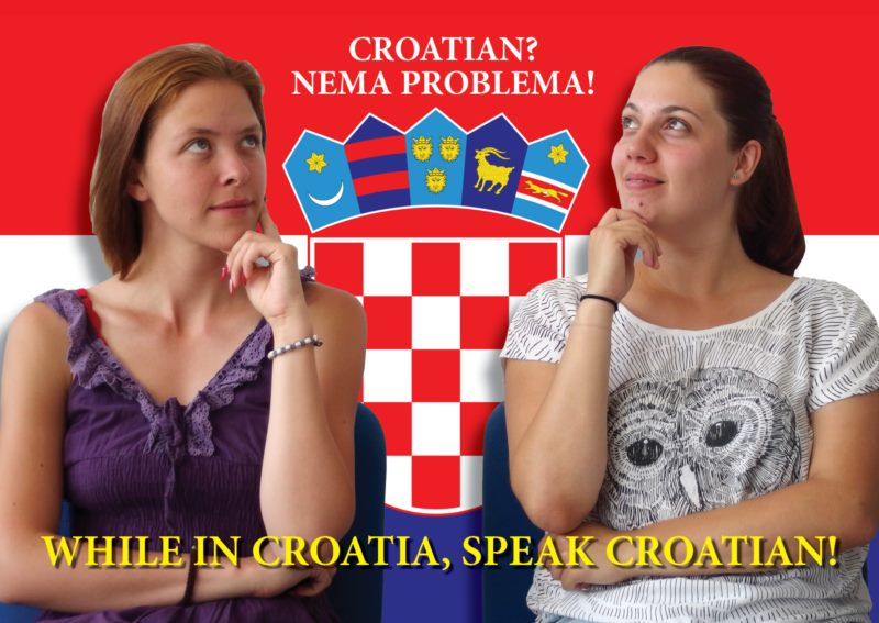 Besplatni mini-tečajevi hrvatskog jezika