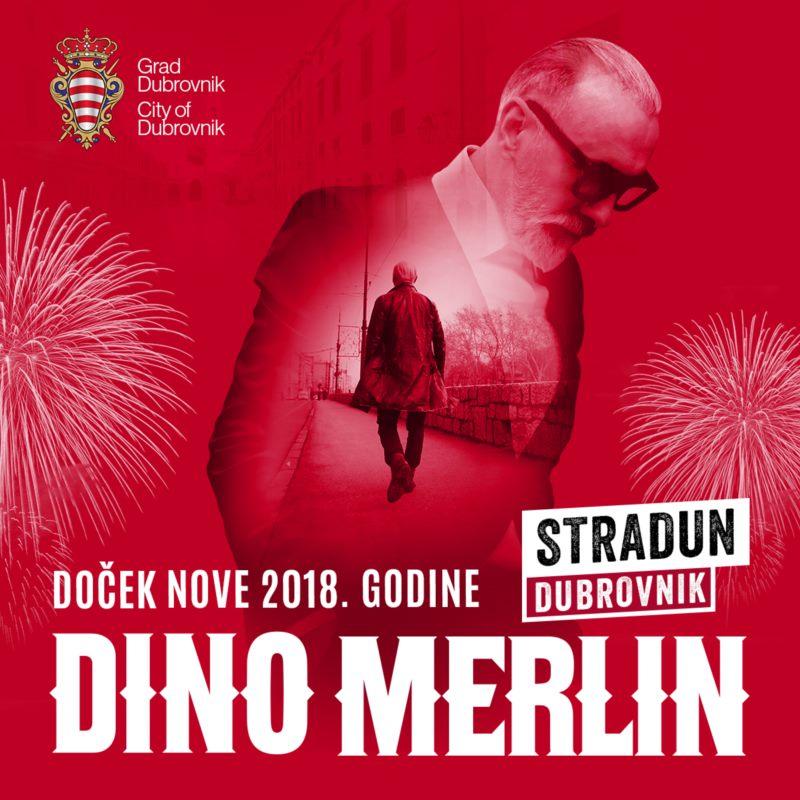 Doček Nove 2018. - Dino Merlin