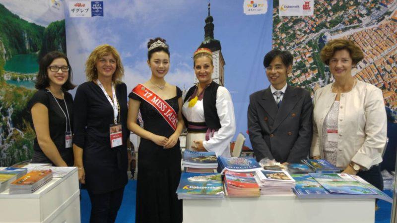 Dubrovnik predstavljen na edukacijskoj radionici, prezentaciji i sajmu JATA u Tokiu