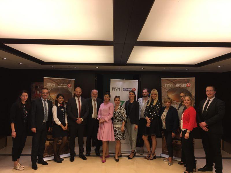 Prezentacija Dubrovnika u Libanonu u organizaciji Turkish Airlinesa