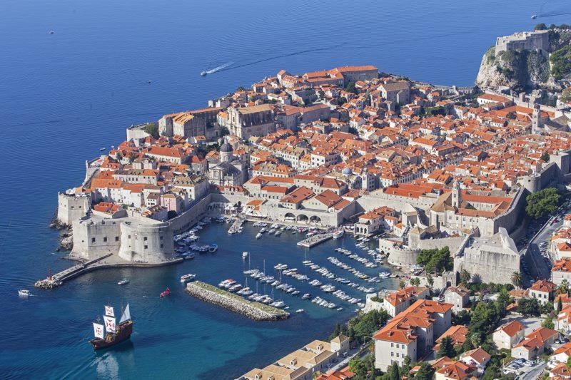 Povezanost Dubrovnika - zimski letovi