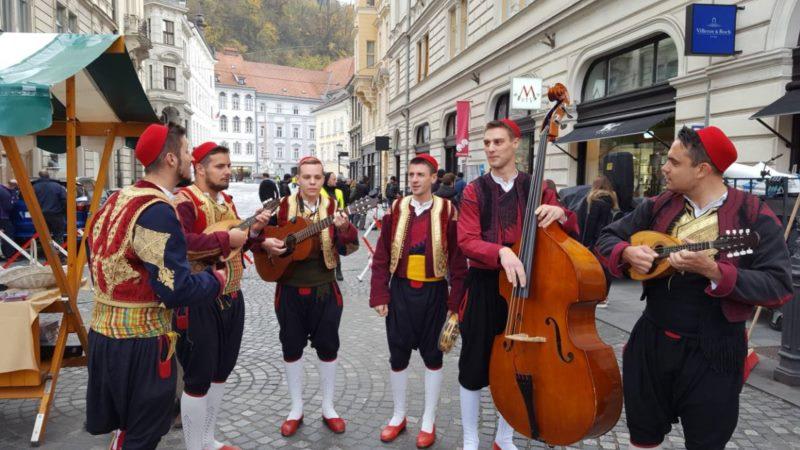 Promocija Dubrovačkog zimskog festivala i dočeka Nove godine uz kolendu