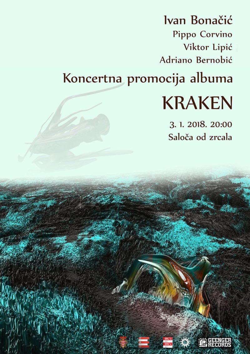 Večer instrumentalne jazz glazbe - Kvartet Ivana Bonačića