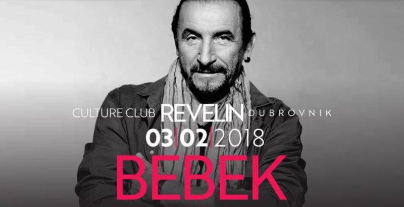 Koncert - Željko Bebek