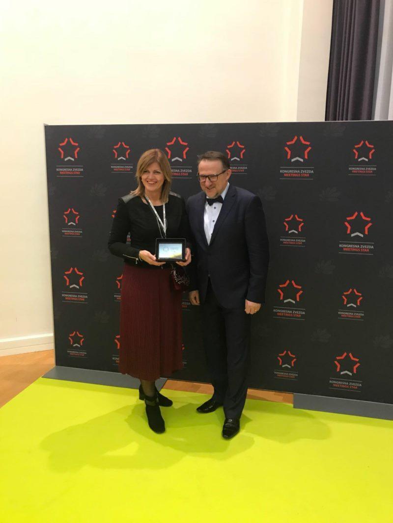 Prestižna nagrada dodijeljena Turističkoj zajednici grada Dubrovnika