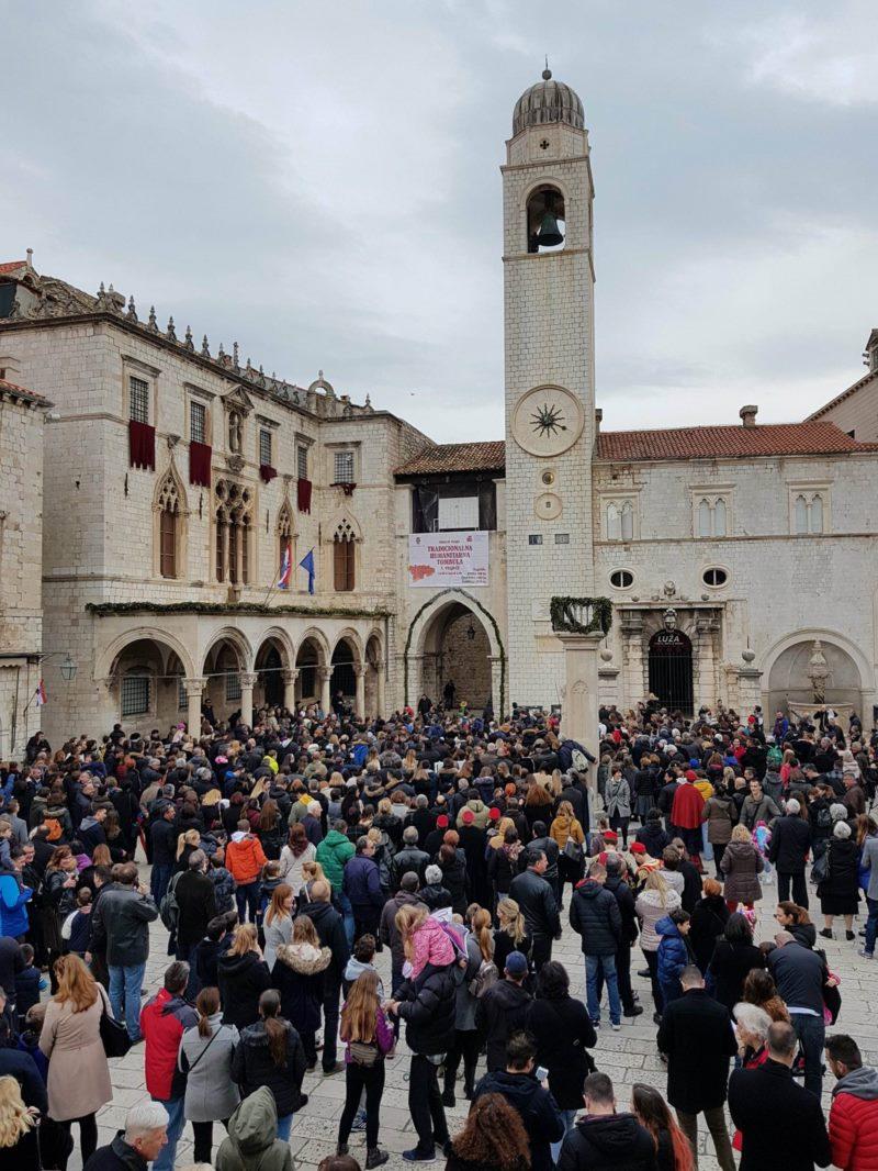 Tradicionalna tombula održana na Festu svetog Vlaha