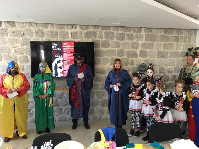 Otvoren 19. Dubrovački karnevo