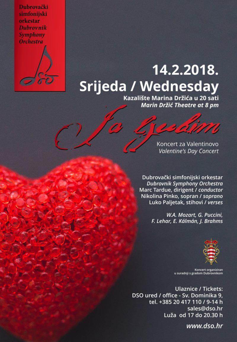 Koncert za Valentinovo