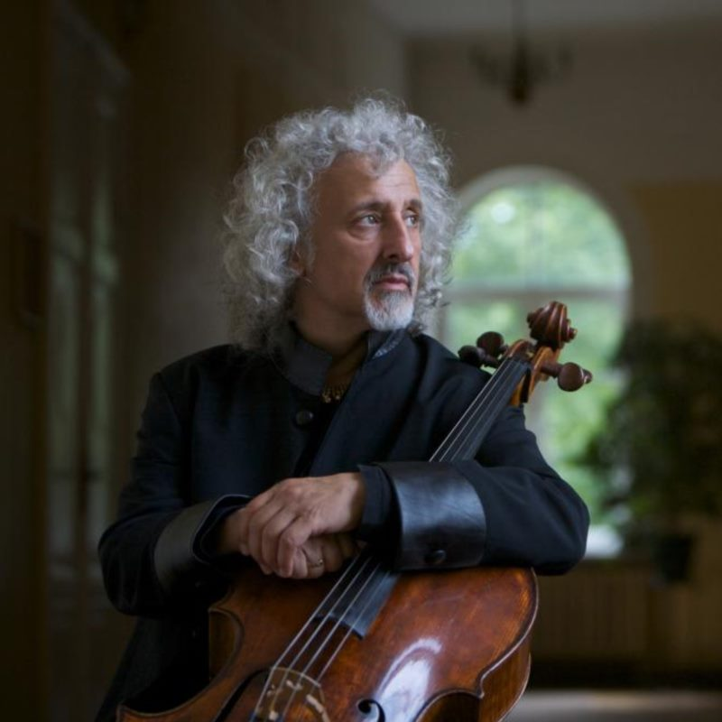 Koncert - Mischa Maisky, violončelo | Pier Carlo Orizio, dirigent | Zagrebačka filharmonija