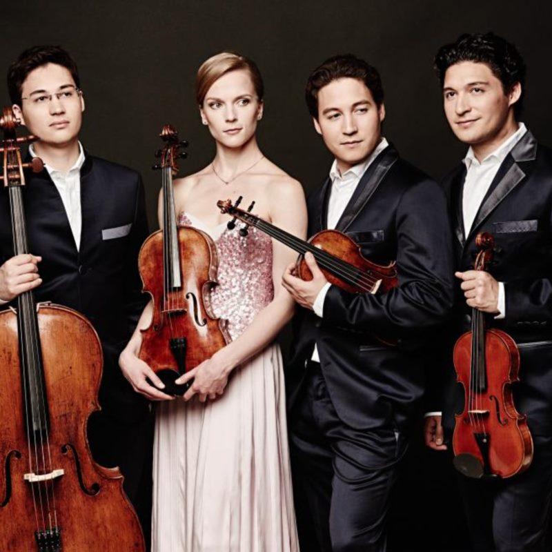 Koncert - Kvartet Schumann