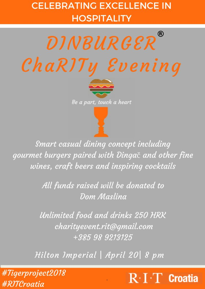 Dinburger Charity Evening