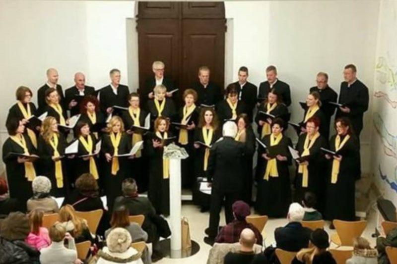 Koncert - Mješoviti pjevački zbor Condura Croatica Zadar