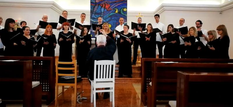 Koncert - Dubrovački komorni zbor