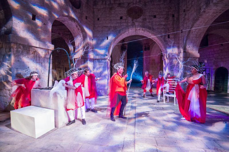 Peta sezona festivala Midsummer Scene