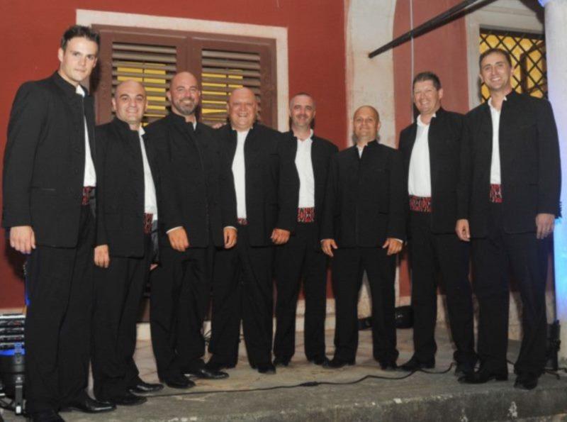 Koncert - Klapa Ragusavecchia
