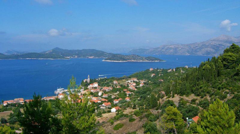 Ljeto na Elafitima, u Zatonu i Orašcu