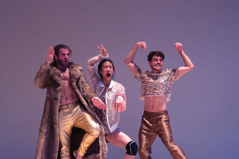 CRTIĆ, plesna predstava za djecu i obitelj