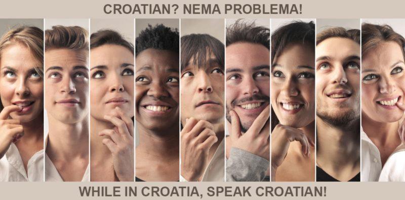 Besplatni mini-tečajevi hrvatskoga jezika za posjetitelje Dubrovnika