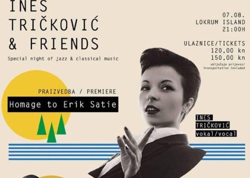 Koncert - Ines Tričković & Friends