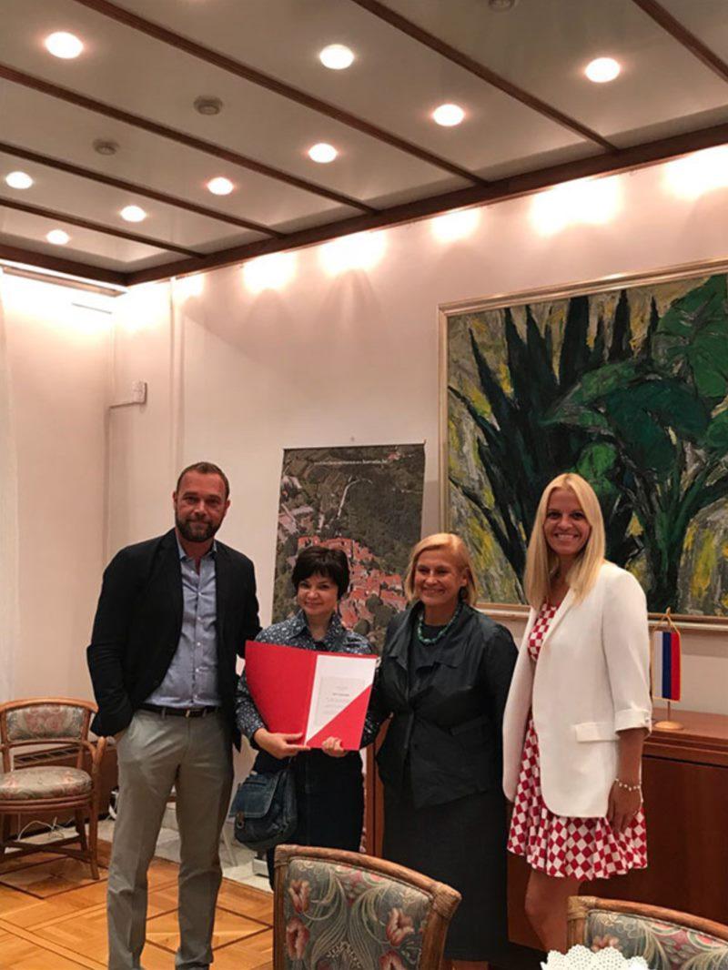 Prezentacija Dubrovnika u Moskvi