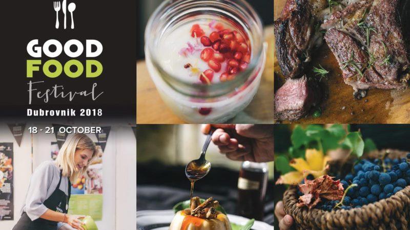 Good Food Festival 2018.