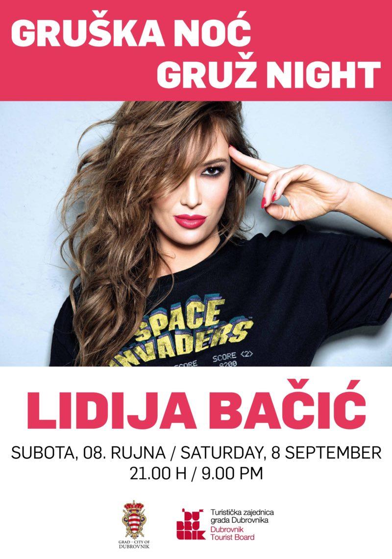 Gruška noć - Lidija Bačić