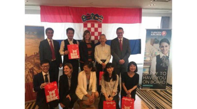 Turističko predstavljanje Hrvatske i grada Dubrovnika u Tokiju