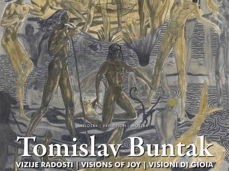 """Samostalna izložba """"Vizije radosti"""" akademskog slikara Tomislava Buntaka"""