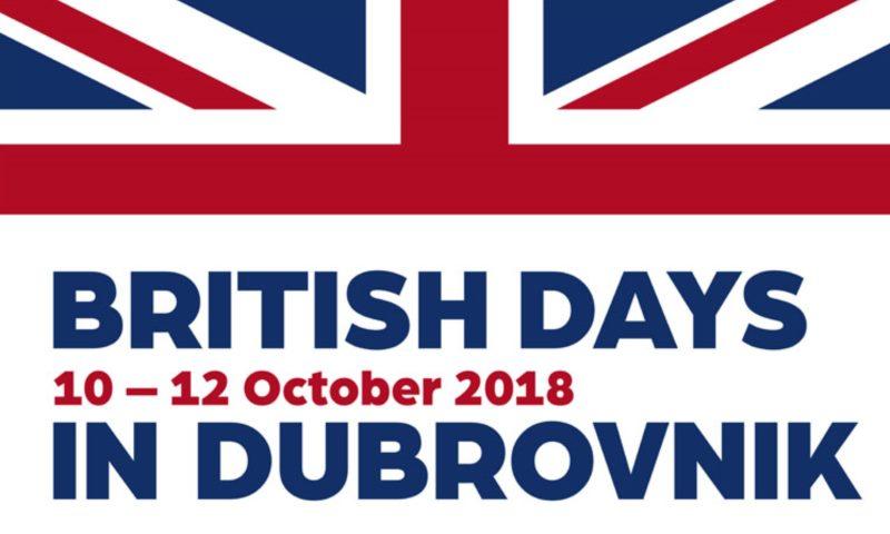Britanski dani u Dubrovniku
