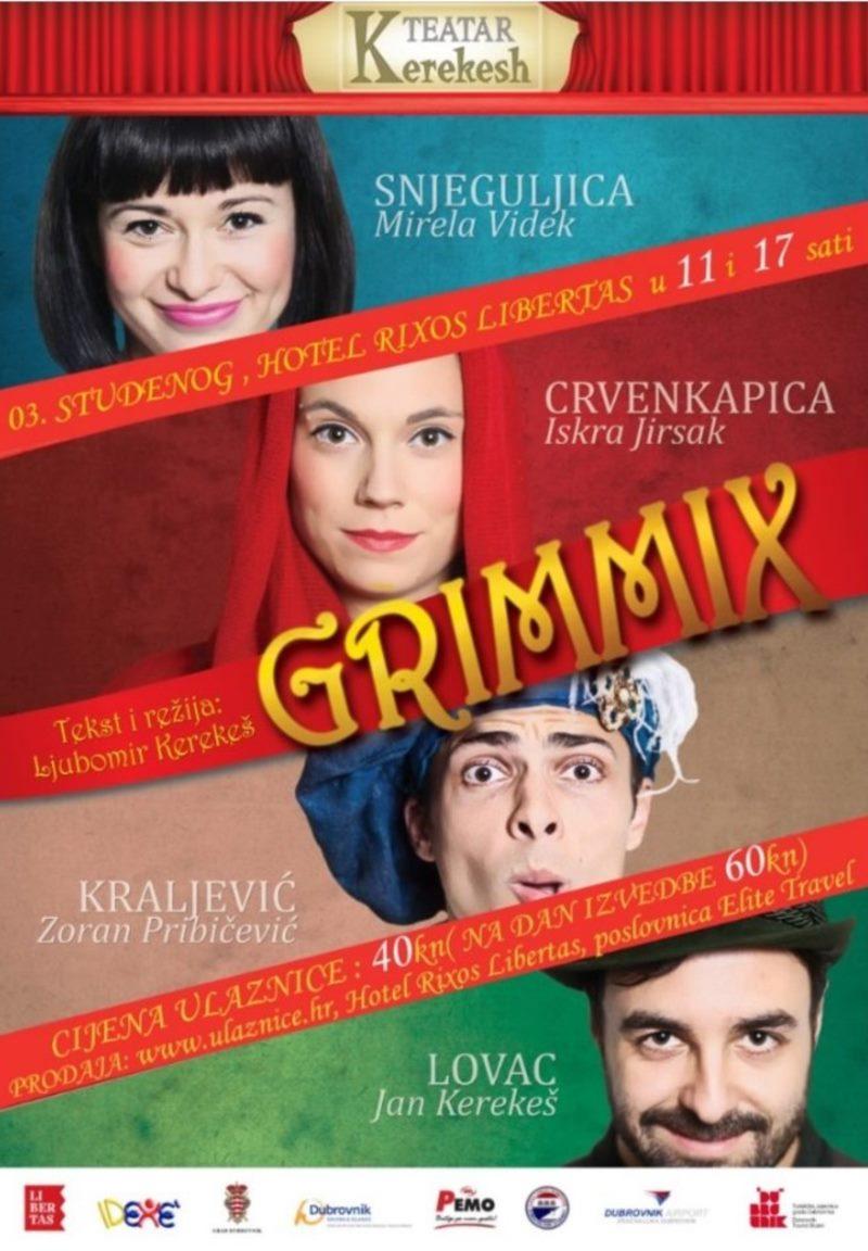 Predstava - Grimmix