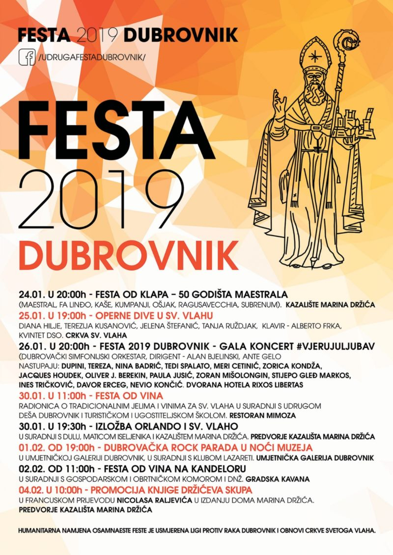 Koncert - Dubrovačke operne dive u suradnji s DSO